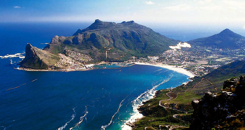 Cape Town Sudafrica Hout-Bay