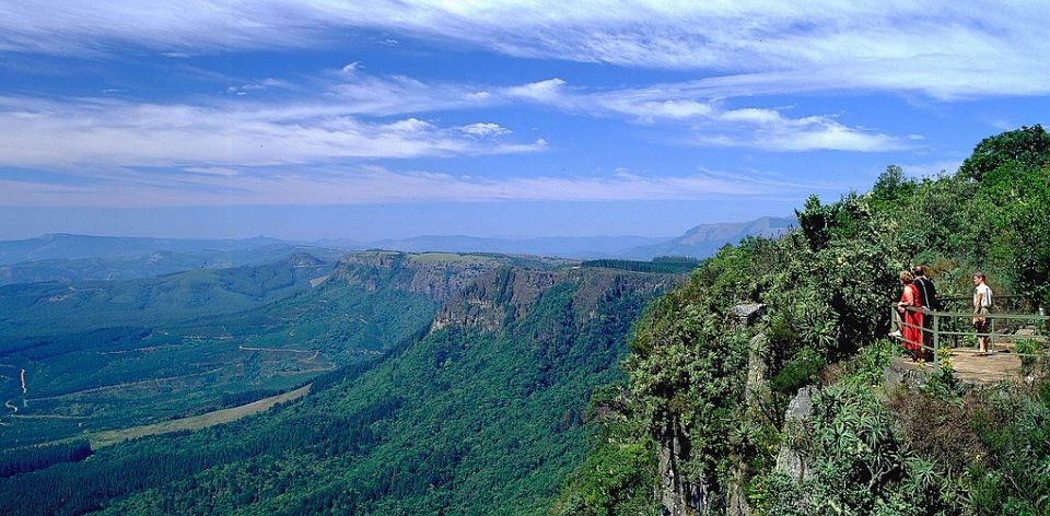 god's window blyde river canyon